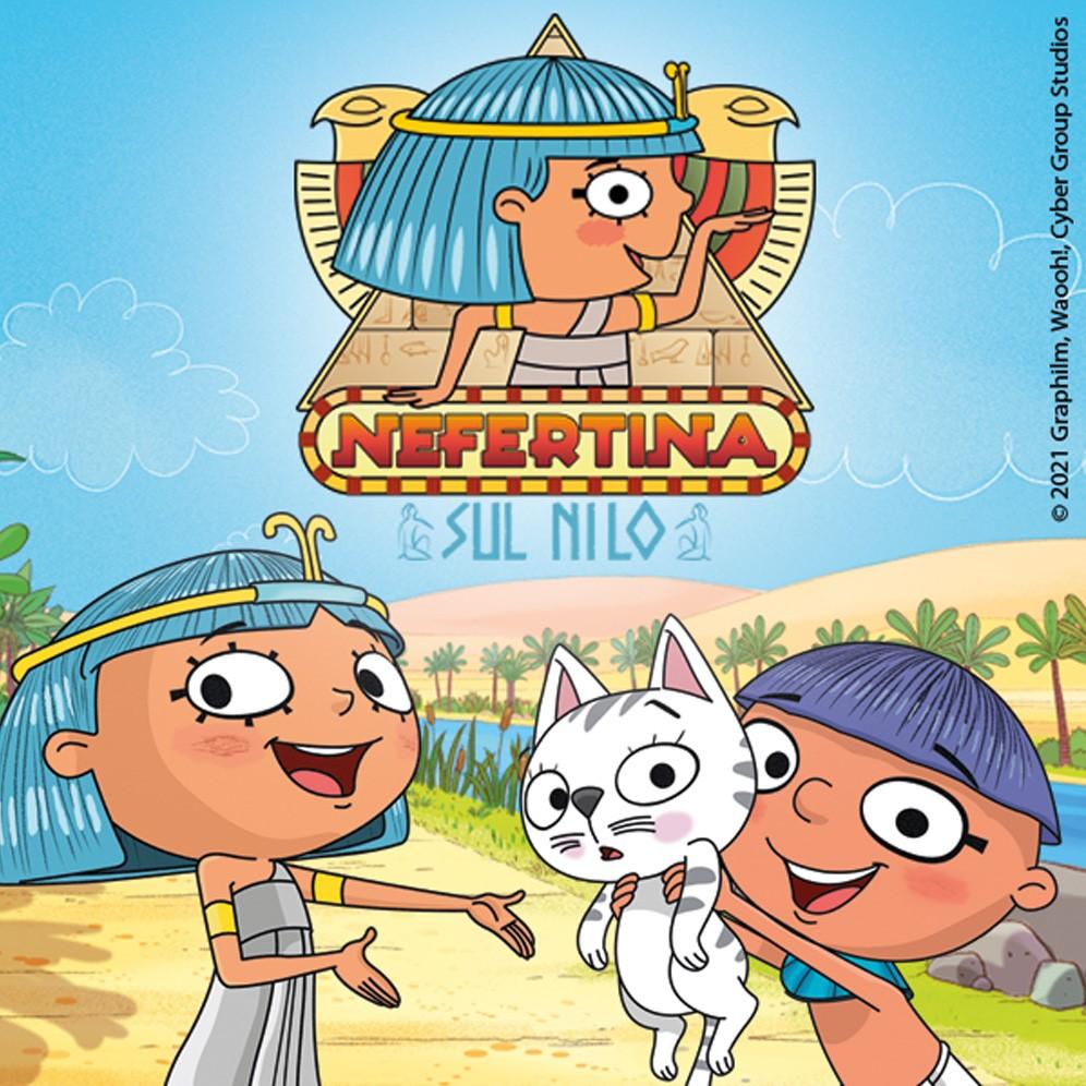 Nefertina sul Nilo